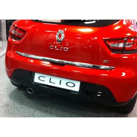 Auspuffblende Edelstahl Renault Clio ab Bj 2013